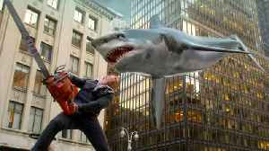 News video: 'Sharknado' set to end with No. 6