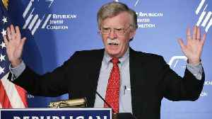 News video: When It Comes To Knife Fights, John Bolton Always Comes With A Gun