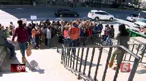 News video: School Patrol: Hume Fog Students Participate In National Walkout Day