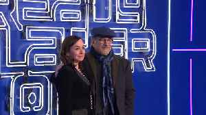 News video: Director Steven Spielberg talks about the challenges of directing 'Ready Player One'