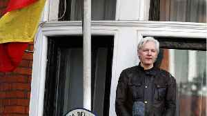 News video: Ecuador Suspends Assange's Internet In Embassy