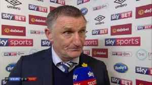 News video: Mowbray: Delighted we got the right result