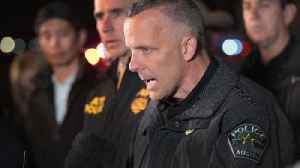 News video: Austin Police Chief: Bomb Suspect Is a 'Domestic Terrorist'