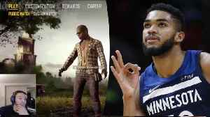 News video: Karl Anthony Towns Has An INSANE Game After EPIC All Nighter With Ben Simmons