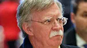 News video: Brazilian Diplomat Claims John Bolton Threatened His Children