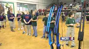 News video: Bow Competition 03-28-18