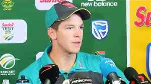 News video: We need to be more respectful, says new Aussie skipper Paine