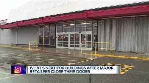 News video: How metro Detroit cities are utilizing empty buildings after store closings