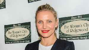 News video: Has Cameron Diaz Retired From Acting?