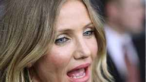 News video: Cameron Diaz Is 'Retired'