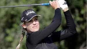 News video: Iceland's First Female Golfer Scores Hole In One