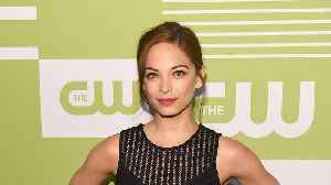News video: 'Smallville' Actress Details Time Spent in Cult