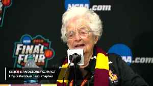 News video: Sister Jean says Ramblers will