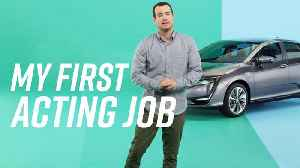 News video: My First Acting Job Introducing the New Honda Clarity Plug-In Hybrid