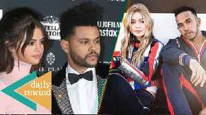 News video: The Weeknd's New Single ALL About Selena Gomez, Gigi Hadid Moves on With Playboy Lewis Hamilton |DR