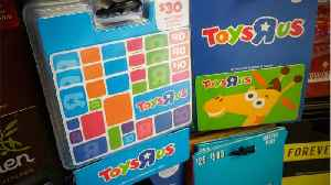 News video: Toys R Us Gift Cards Expire In 2 Weeks