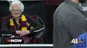 News video: Sister Jean's fame surprises as much as team's success
