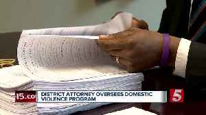 News video: Tool Could Reduce Domestic Violence-Related Deaths