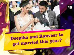 News video: Deepika and Ranveer to get married this year?