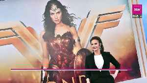News video: 'Wonder Woman' Star Admits She Was Harassed And Sexually Abused