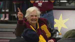 News video: Friend Says Sister Jean Has Always Been A Legend
