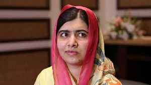 News video: Malala returns home for first time since she was shot by Taliban in 2012