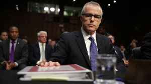 News video: McCabe Supporters Set Up GoFundMe for Legal Fees