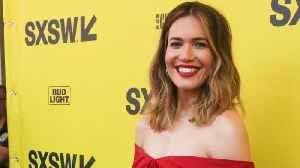 News video: Mandy Moore Accomplishes Large Feat