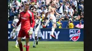 News video: Ibrahimovic nets game winner in first match with Galaxy