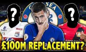 News video: The Player Chelsea Should Replace Eden Hazard With Is... | #SundayVibes