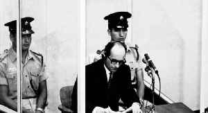 News video: The capture and trial of Adolf Eichmann