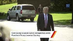 News video: Trump Lashes Out Over Border Security, Immigration: 'NO MORE DACA DEAL!'