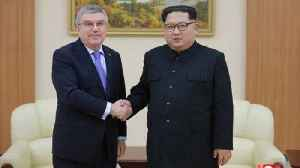 News video: North Korea Agrees to Participate in Next 2 Olympic Games