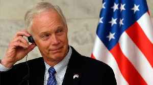 News video: GOP Sen. Johnson Blames Russia For Unhealthy Relationship With The US