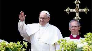 News video: Pope Says 'Defenseless' Being Killed In Gaza Violence