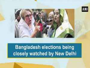 News video: Year-end Bangladesh polls being closely watched by New Delhi