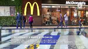 News video: McDonald's to Expand Tuition Benefits for Employees