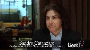News video: Advanced Targeting Yields 'Really Healthy Prices' For Quality Content: dataxu's Catanzaro