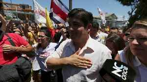 News video: Carlos Alvarado to be Costa Rica's next president