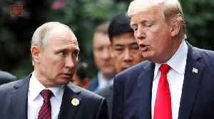 News video: Kremlin Claims Trump Invited Putin to White House, But No Date Set