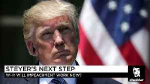 News video: Can Tom Steyer Get President Trump Impeached?
