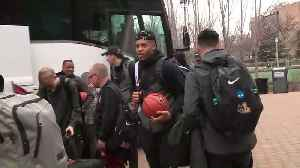 News video: University of Loyola-Chicago Team Welcomed Home as Winners After Final Four Loss