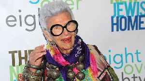 News video: Iris Apfel Just Became the Oldest Person to Have a Barbie Made After Her