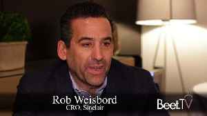 News video: Sinclair At The Forefront of ATSC 3.0, Addressable TV Ads