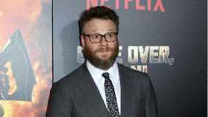 News video: Seth Rogen Says Stormy Daniels Told Him About Trump Affair