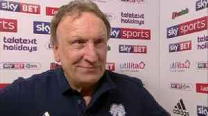 News video: Warnock pleased with gutsy display