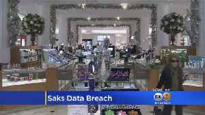 News video: Hackers Steal Card Data From Saks Shoppers
