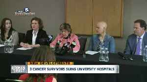 News video: Gloria Allred is in Cleveland on behalf of UH fertility patients