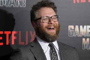 News video: Seth Rogen Says Stormy Daniels Told Him About Alleged Affair 10 Years Ago