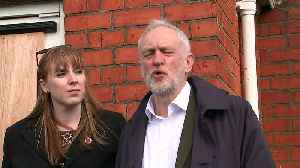 News video: Corbyn 'determined' to deliver services for children